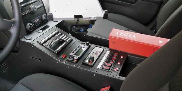 Chevrolet Tahoe Wide-Body Console