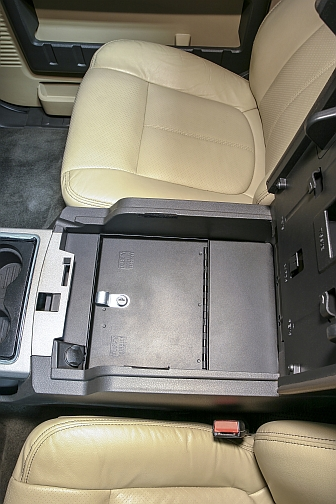 Ford Truck Security Console