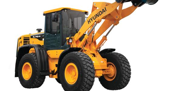 HL740-9A Wheel Loader
