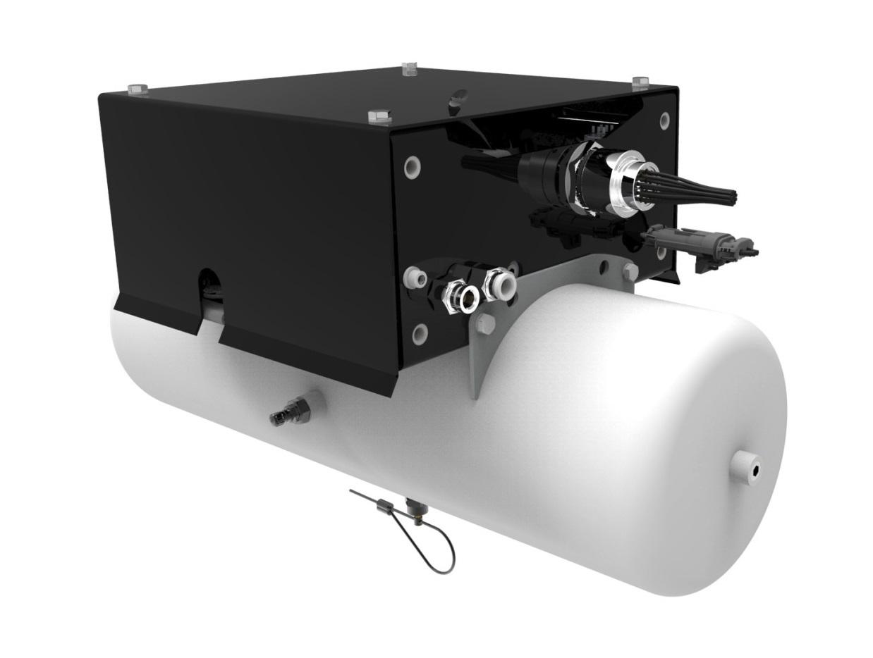 Electronic Air Kit