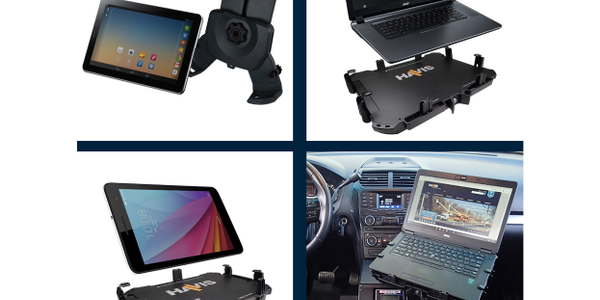 Universal Laptop and Tablet Cradles