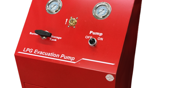 Propane Autogas Evacuation Pump