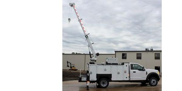 EH3516 16-Foot Crane