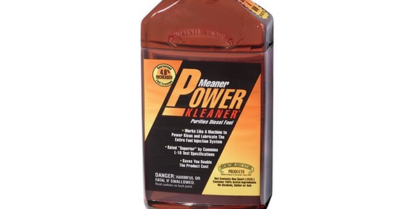 Meaner Power Kleaner Fuel Injector Cleaner