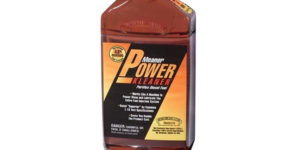 Meaner Power Kleaner Fuel Injector Cleaner