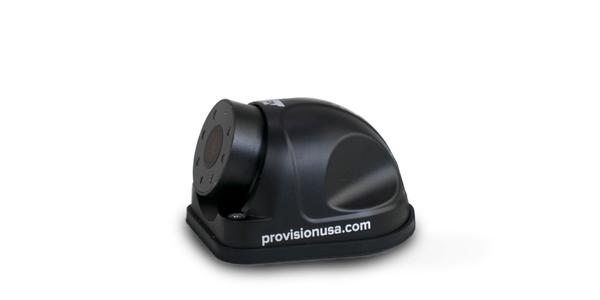 HD Wide Angle Mini-Dome Exterior Camera