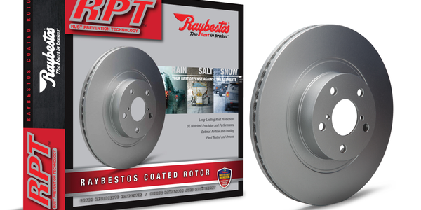 Rust Prevention Technology Rotors