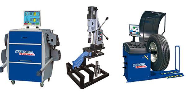 Stemco Equipment Shop Tools