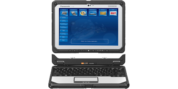 Panasonic Toughbook Tablet Diagnostic Tool