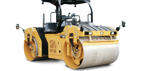 Caterpillar's new Tandem Vibratory Rollers are the CB13, CB15, and CB16 models.
