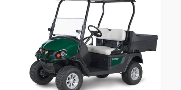 Photo of Cushman 800X utility vehicle courtesy of Textron