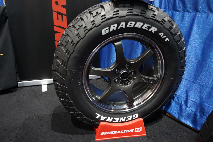 A Tire Designed for All Environments