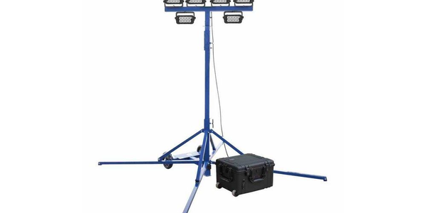 Larson Releases Portable Infrared LED Light Tower