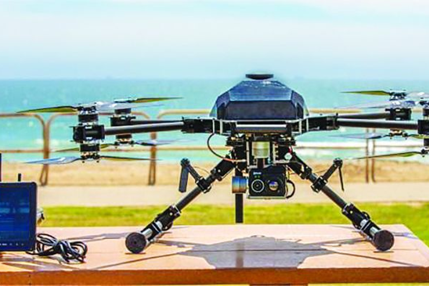 K2 Offers Tactical Drone for Police