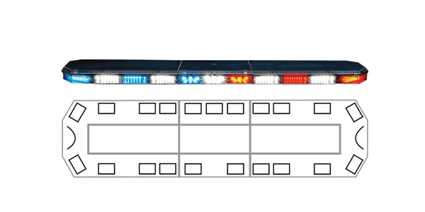 The Matrix system can program an entire emergency vehicle package, including lights and sirens.