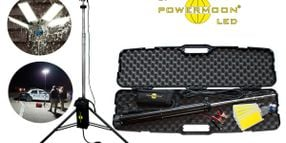 Powermoon Light Offers Visibility in the Field