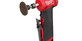 Milwaukee Right Angle Die Grinder Offers Power