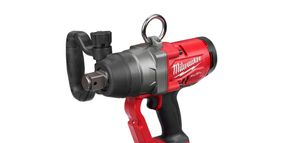 Milwaukee Introduces First Cordless Impact Wrench