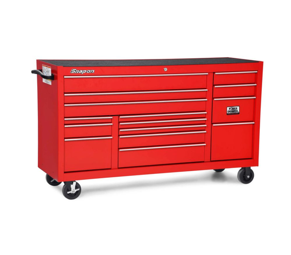The newSnap-onClassic Roll Cab adds height and storage space.  - Photo courtesy of Snap-On