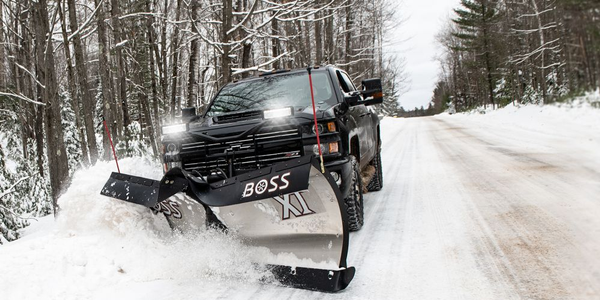 The BOSS XT is now available in 8-foot, 2-inchand 9-foot, 2-inchstainless steel models.