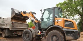 Case Upgrades F Series Compact Wheel Loaders