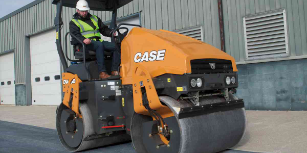 Case Expands DV Series Rollers