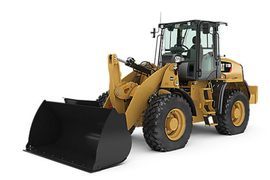 Cat 918M Compact Wheel Loader Has New Options