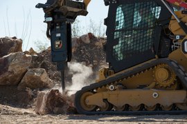 Cat Hammers Feature Low Ownership, Operating Costs