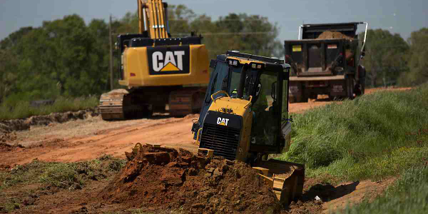 Cat Grade With 3D Improves Operating Efficiency