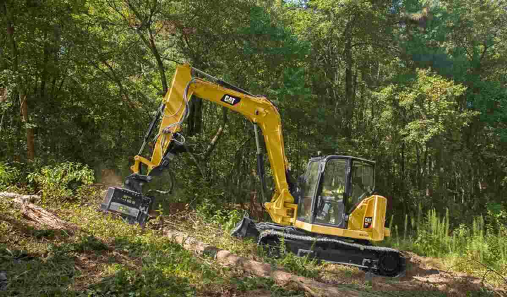 Caterpillar Expands Mini Excavator Range - Equipment