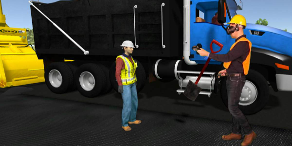 Cat Safety VR Module Creates an Immersive Safety Training Experience