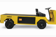 The Cushman Titan XD is available in both two- and four-passenger options.