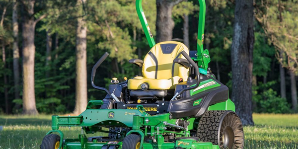 There are three mower deck options for the Z994R Diesel ZTrak mower: a 54-inch deck and two...