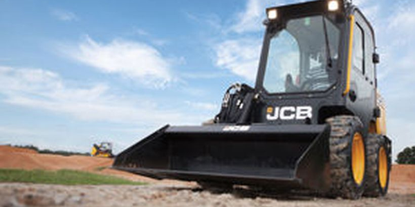 JCB's 210T and 215T compact track loaders weigh less than 10,000 lbs.