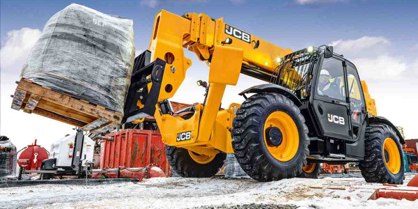 JCB Offers New Options on Telelandlers