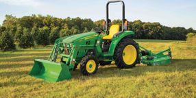 John Deere Launches Heavy-Duty Compact Utility Tractors