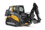 The BH10B is shown here on a 331G compact track loader.