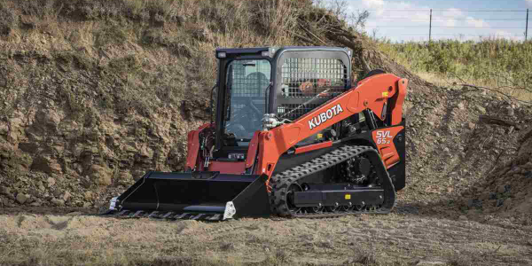 Kubota Introduces Its Lightest Compact Track Loader