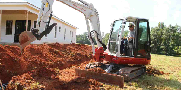 Takeuchi Launches TB250-2 Compact Hydraulic Excavator