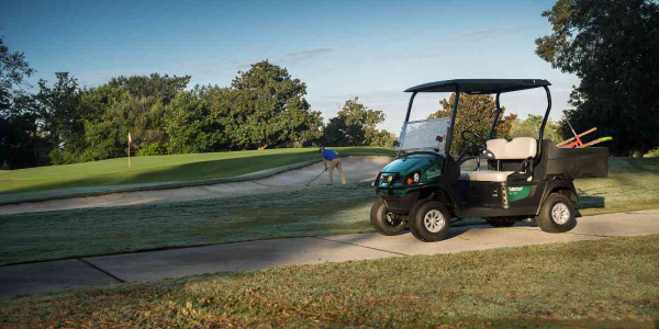 Elite Series Expands with Cushman Hauler 800
