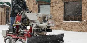 Boss Snowplow Redesigns Snowrator