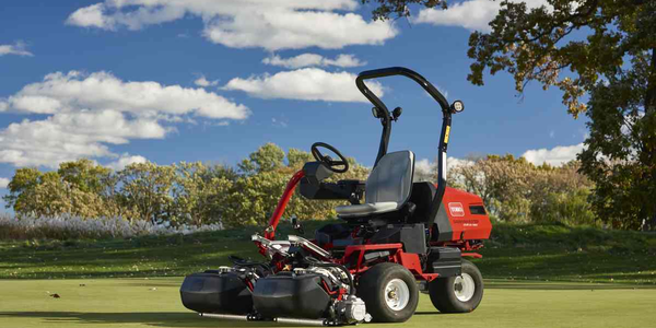 Toro Launches Electric Riding Greensmower