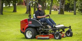 Toro Launches Groundsmaster Digital Configurator