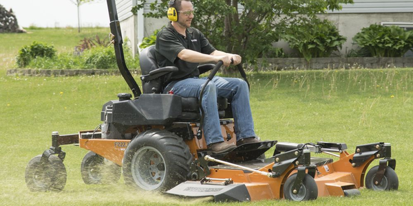 Woods Equipment's FX22-2 front-mount mower