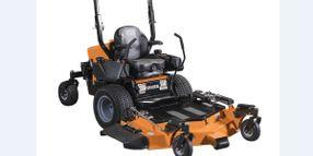 Woods FZ27 Mower Combines Comfort and Performance