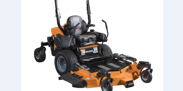 Woods FZ27 Mower Combines Comfort and Performance