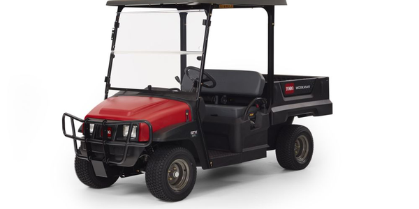 The Toro Workman GTX line now includes new electronic fuel injection (EFI) models.