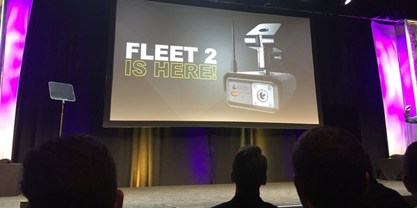 The Axon Fleet 2 system was unveiled at the Axon Accelerate conference.
