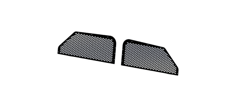 Gamber-Johnson Window Guards Designed for Rear Windows