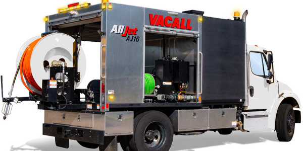 Vacall Introduces Truck-Mounted AllJet Model